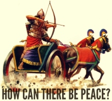 how can there be peace 2rb