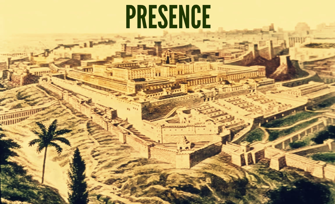 ... Build The Temple Of The Lord In Jerusalem On Mount Moriah, Where The  Lord Had Appeared To David, His Father. The Temple Was Built On The Threshing  Floor ...