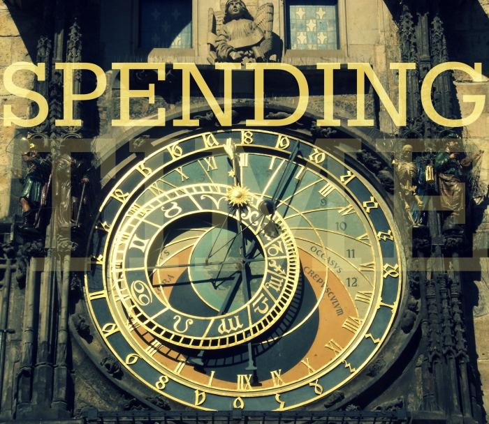 Spending Time Edit