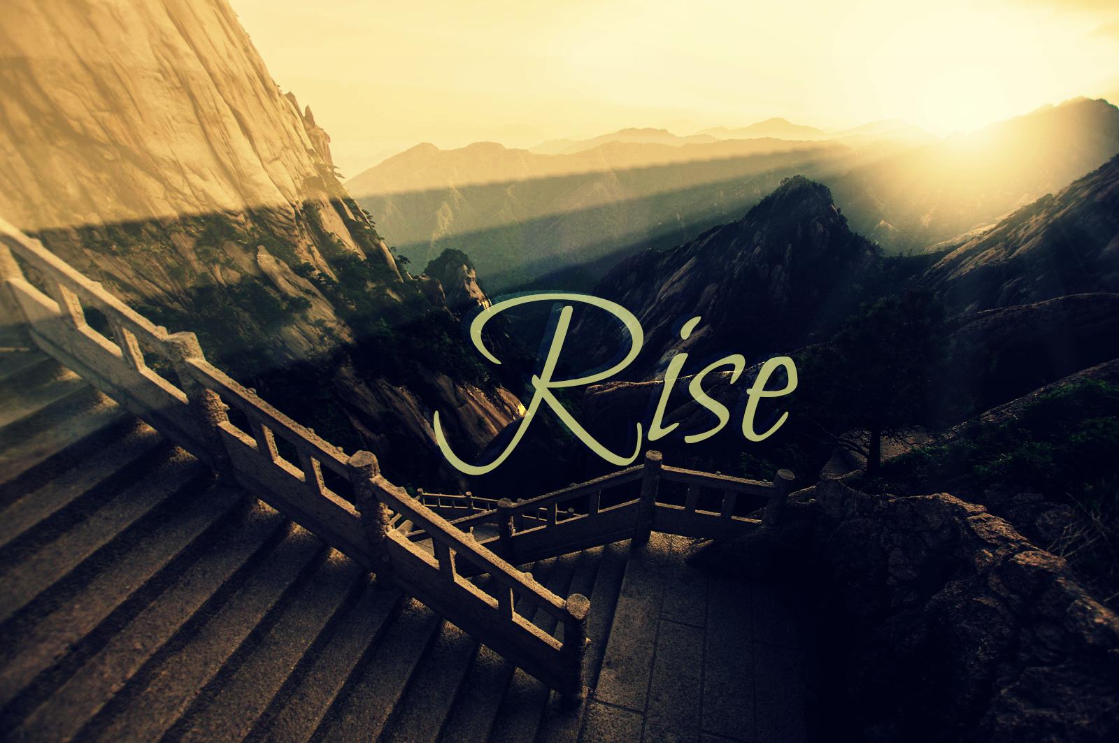 John 5 8 Rise The River Walk
