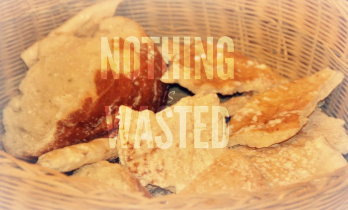 nothing is wasted