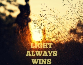 Light Always Wins
