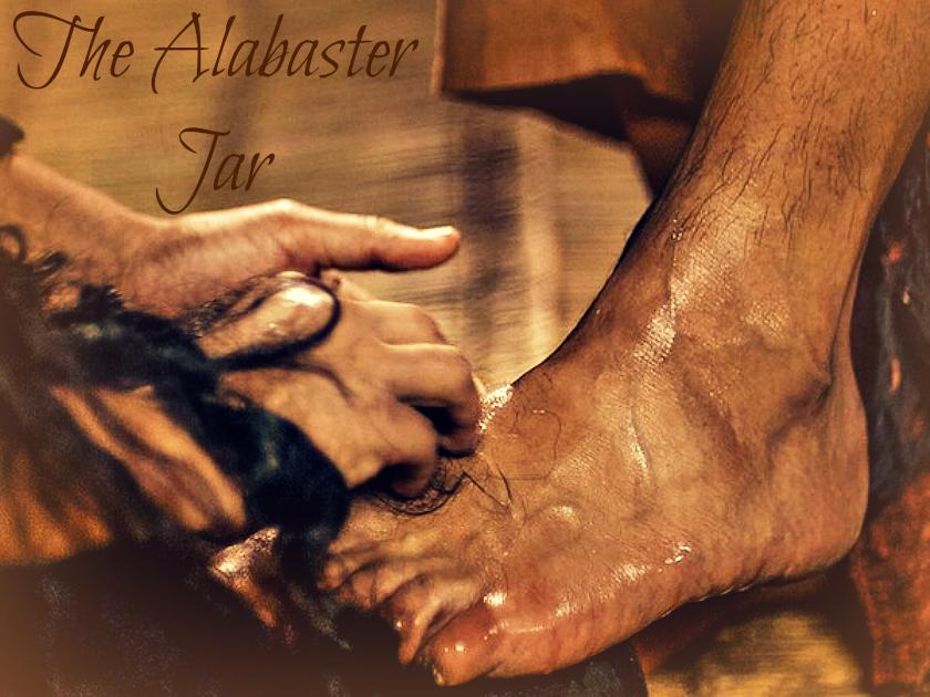 The Alabaster Jar   THE RIVER WALK