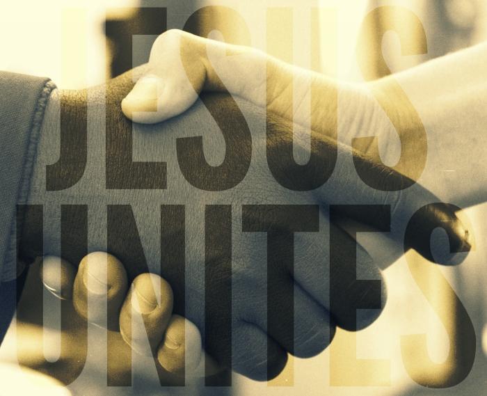 Jesus unites