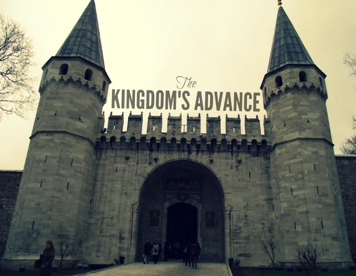 Kingdoms advance