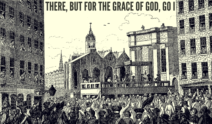 but for the grace go i