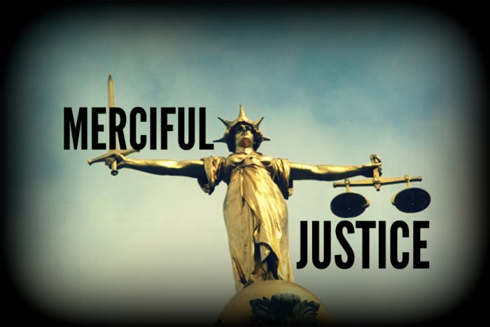 merciful justice