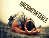 uncomfortable prayer