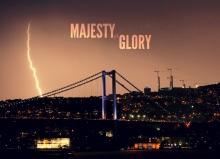 majesty and glory