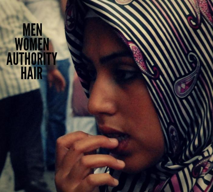 men women authority hair