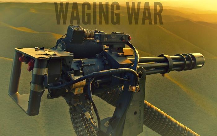 waging wartrw