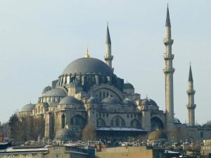 suley mosque