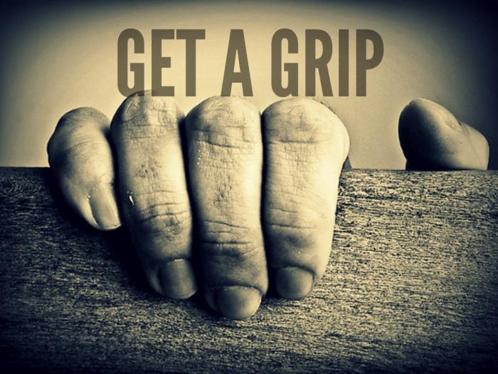 get a grip trw