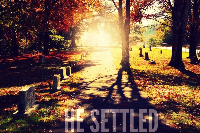 He settled TRW