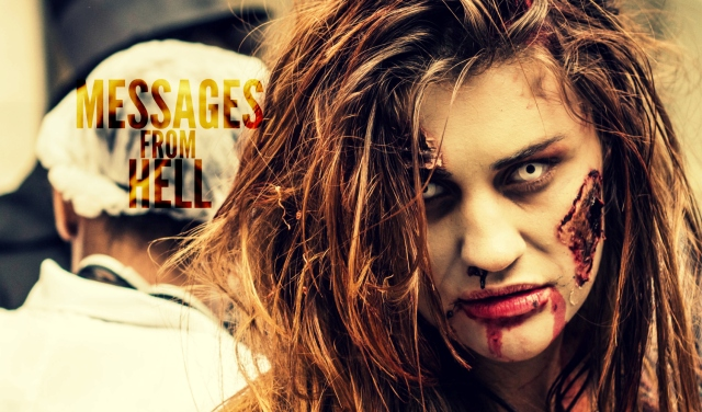 Message from hell
