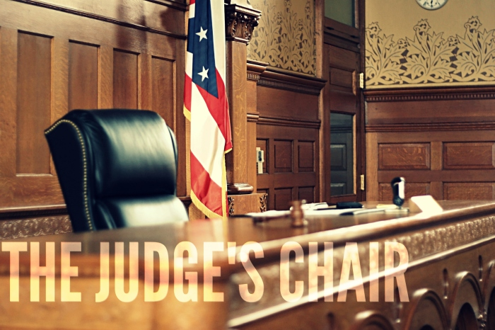 The Judges chair