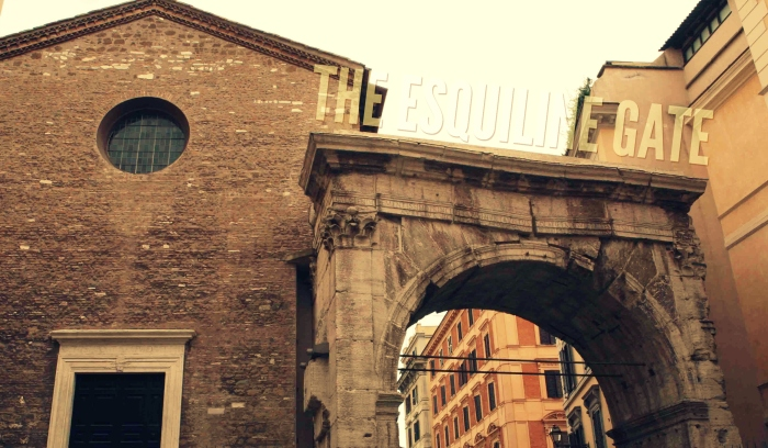 the-esquiline-gate
